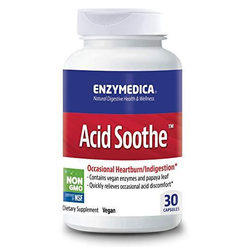 Enzymedica Acid Soothe 30 Capsules