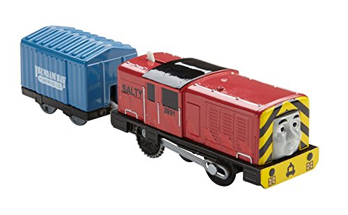 Fisher-Price Thomas & Friends TrackMaster, Salty Train -  Fisher Price, DVF81