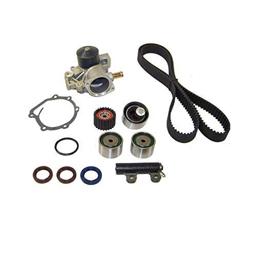 Price comparison product image DNJ TBK706WP Timing Belt Kit with Water Pump for 1990-1997 / Subaru / Impreza,  Legacy / 1.8L,  2.2L / SOHC / H4 / 16V / 1781cc,  2212cc / EJ22E,  EJ22EZ