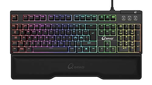Qpad 9J.P7Q81.K0P, Tastaturen