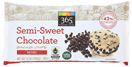 Whole Food's Semi-Sweet Chocolate Mini Baking Chips