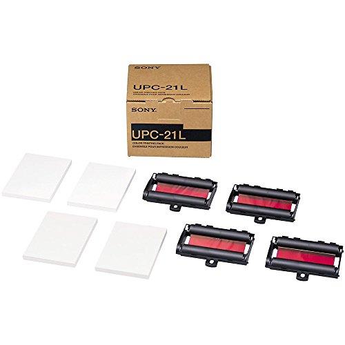 Sony UPC-21L (Carta di formato L per stampanti video a colori UP-21MD, UP-21MD, UPD23MD e UP20)