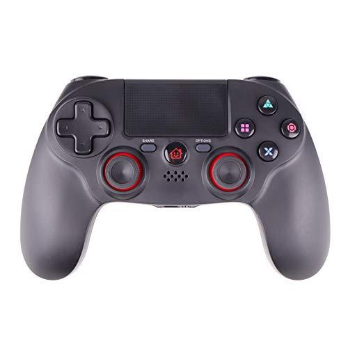 Hersmay PS4 Controller, Wireless Controller für PS4 Bluetooth Dualshock 4 Gampad Kompatibel mit Sony Playstation 4 Controller Gamepad Joystick Touchpad