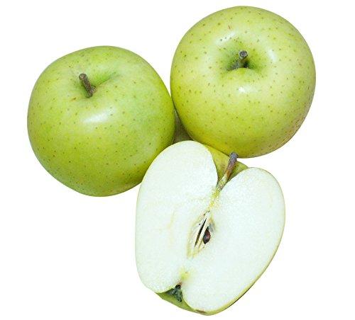 青森県産 青 りんご A級品 王林 20kg(キロ)用 木箱 サイズ ダンボール 詰
