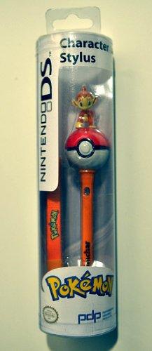 Nintendo DS Lite - 3D Pokémon Stylus Pens, ChimChar
