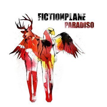 Paradiso (Dcd+dvd) by Fiction Plane