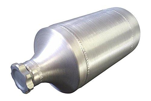 6x10 Spun Aluminum Fuel Bottle/Tube - 1 Gallon - Made in the USA!