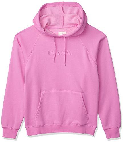 BILLABONG Damen Pullover Hoodie Sweatshirt Hemd, Orchidee, Klein
