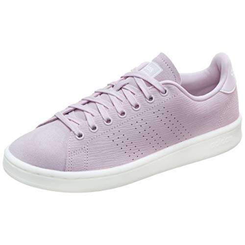 adidas Originals Advantage Sneaker Damen Flieder, 6 UK - 39 1/3 EU - 7.5 US