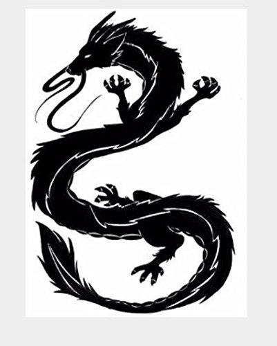 Haku Dragon Spirited Away Sticker Decal Buy Online In Lithuania At Desertcart