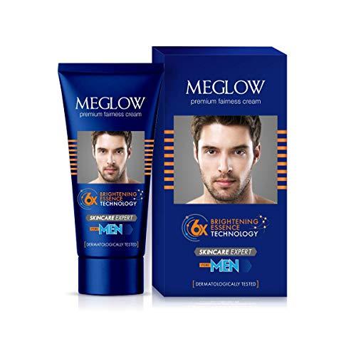 Meglow Premium Fairness Cream for Men 50gm (50gm)
