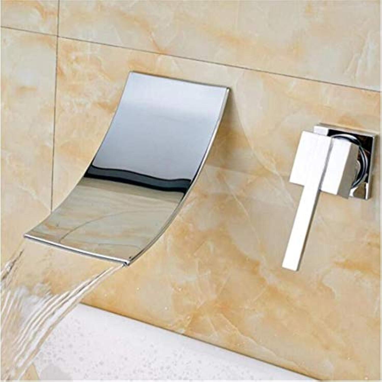 Wasserhahn Küche Bad Garten Waschtisch-Mischbatterie Einhebel-Badezimmer Wasserfall Waschbecken Wasserhahn Ctzl2086