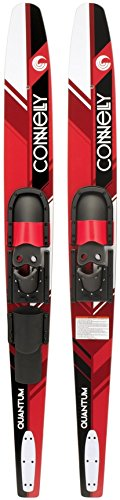Connelly Quantum Waterski Combo's 68', Adjustable Bindings