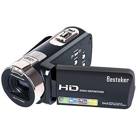 besteker hdmi 1080p fhd wifi digital video camcorder