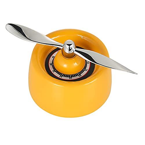Temporizador, Cronometro No Necesita BateríA Muy Duradero, Temporizador Cocina con Magnetico 55 Minutos Fuerte Alarma Utilizado En Varios Escenarios Temporizador