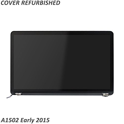 FTDLCD® 13.3 Zoll LED LCD Screen Komplett Display Assembly für MacBook Pro Retina A1502 2015 MF839D/A MF840D/A MF841D/A MF843D/A