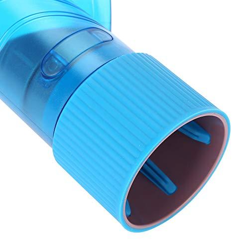 Haartrockner, Haarlocken Diffusor, Salon Stying Tools Home Supplies keine Verformung für Home für den Salongebrauch(blue)