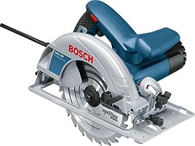 Bosch Professional GKS 190 - Sierra circular (1400 W, Disco 190 mm, en caja)