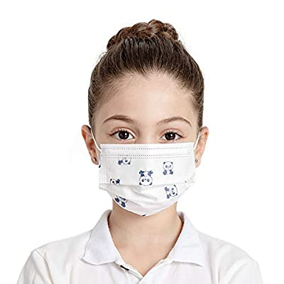 Peesnt 20 Pcs Disposable Kids Face Masks from Peesnt