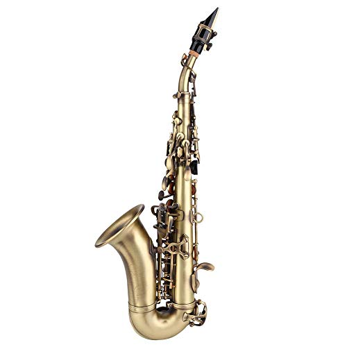 Saxofón Antiguo, saxofón, Simple y Duradero para niños, Familia para Amigos, Profesional