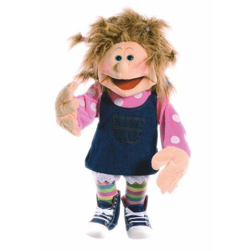Living Puppets Handpuppe Ilselotte Keksberg 65 cm
