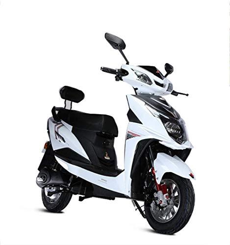 41whG38DesL - Elektromobilität Motorroller Elektromotorrad 1000W Elektrofahrrad 60V / 20AH Erwachsene Männer und Frauen gehen Blei-Säure-Batterie Licht Erwachsene Batterie CarScooter