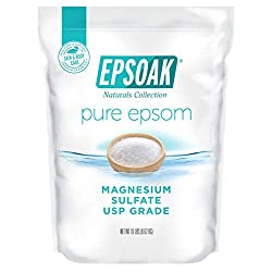 Epsom salts 3rd trimester must-haves