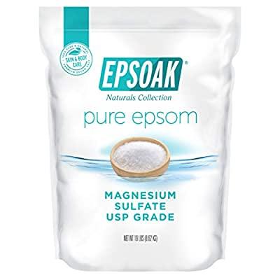epsom salt dr teals