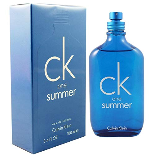 Calvin Klein CK One Summer 2018 Eau de Toilette 100 ml (EDT) Spray