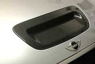 Racing Dynamics Genuine Carbon Fiber Hood Scoop for Gen 2 Mini Cooper S Models