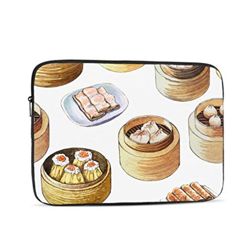 Mac Book Air Covers Creative Kitchenware Home Food Steamer Macbook Pro Case 2015 Multi-Color & Size Choices10/12/13/15/17 Inch Computer Tablet Briefcase Carrying Bag
