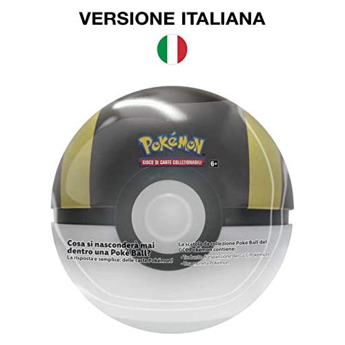 POKEMON Tin Ultra Ball 2020