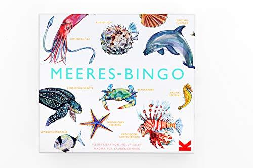 Laurence King Verlag - Meeres-Bingo
