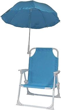 Redmon Beach Baby Umbrella Chair, Blue