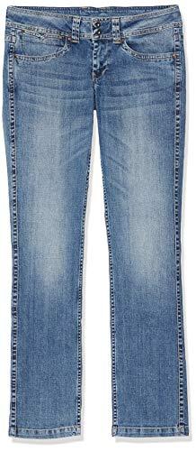 Pepe Jeans Damen Jeans Banji, Hellblau (Denim), 31W/34L