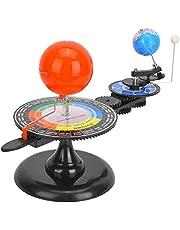Sistema Solar Modle para niños 3D Sun Earth Moon Orbit Model Kit para niños que aprenden Astronomical Science Kit