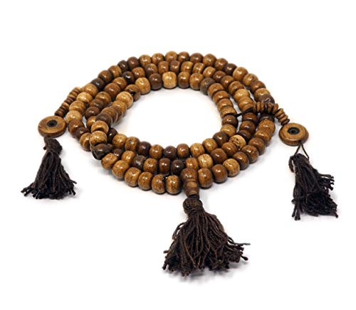 GOS Best Supplies Collana stile mala di perline tibetano