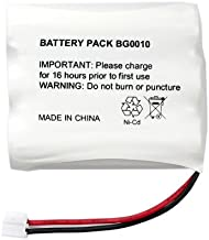 Fenzer Rechargeable Cordless Phone Battery for GE 27673EE2-A 27831FE1 27831FE2 Cordless Telephone Battery Replacement Pack