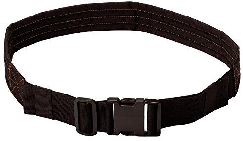 GT LINE TOPBELTN Cinturón en tejido reforzado para bolsas y fundas portaherramientas, Negro