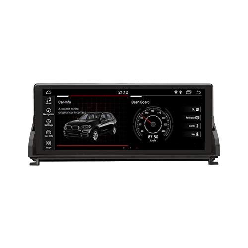 WHL.HH per BMW Z4 E89 2009-2016 Android 10.0 Macchina Stereo, GPS Navigazione Capo unità, WiFi, Bluetooth, SWC, IPS Toccare Schermo, AM/FM Ricevitore