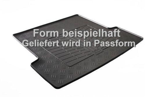 Gummi-Kofferraummatte für VW Golf 5/6 (Notrad/Kit)