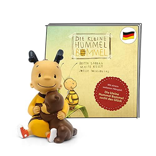 tonies Hörfigur für Toniebox, Die kleine Hummel Bommel – Und das Glück, Hörspiel für Kinder ab 3 Jahren, Spielzeit ca. 57 Minuten