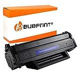 Bubprint Compatible Toner Cartridge Replacement for Samsung MLT-D111S MLT-D111L 111S 111L Work with Samsung Xpress M2020W M2024W M2070FW M2070W M2070 Laser Printer (Black)