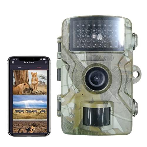 Wildkamera 24MP 1296P Ultra Clear...