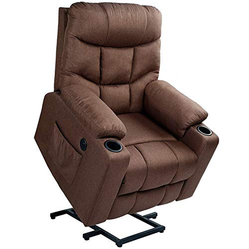 Esright Massage Recliner Chair Lounge 360 Degree