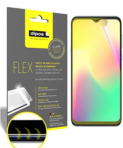 dipos I 3X Schutzfolie 100% passend für Hisense Infinity H30 Folie I 3D Full Cover Displayschutzfolie