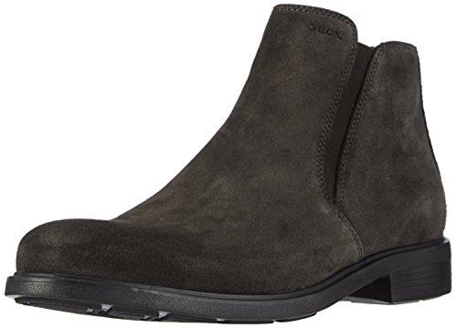 Geox Herren U Dublin D Chelsea Boots, Braun (MUDC6372), 45