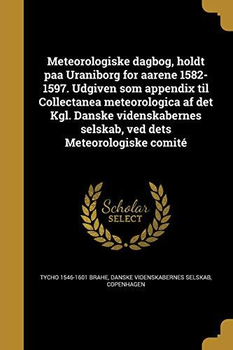 DAN-METEOROLOGISKE DAGBOG HOLD