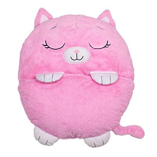 Dormi Locos- Gato, Color Rosa (Concentra 506125)