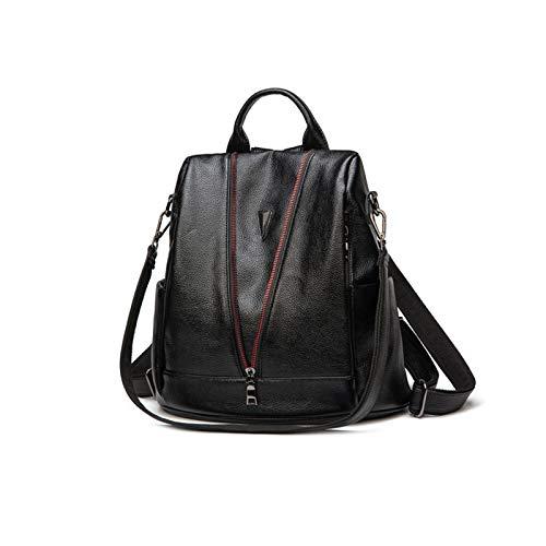 BAFEYU Womens Backpack Ladies Rucksack PU Leather Fashion Backpacks for Girls Travel Casual College